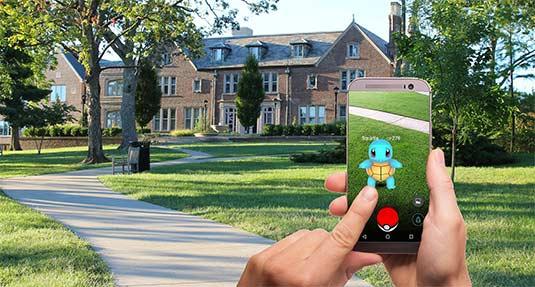 De Pokémon rage: gotta catch 'em all!